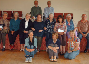 Poetry Summer School Participants 2008