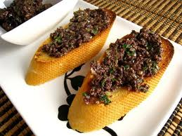 tapenade pic for allotment blog